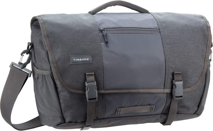 Commute Laptop TSA-Friendly Messenger Bag M Gunmetal/