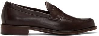 Paul Smith Burgundy Lowery Loafers