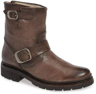 Frye Vanessa 6 Genuine Shearling Lined Boot
