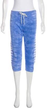 Monrow Mid-Rise Tie-Dye Pants w/ Tags