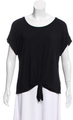 Ella Moss Short Sleeve Knit Top