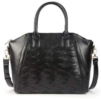 Sole Society Adrina Faux Leather Satchel