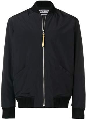 Loewe Printed bomber jacket