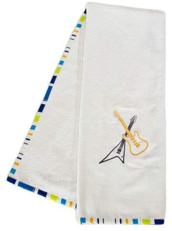 Rock Star Blue Towel Set 2pc