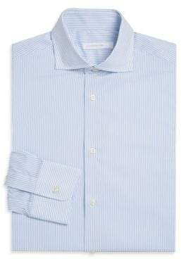 J. Lindeberg Corkz Striped Dress Shirt