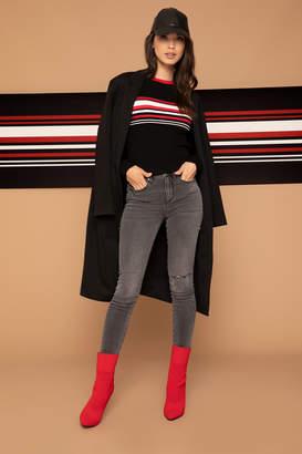 KENDALL + KYLIE Ardene Kendall & Kylie Formal Slim Coat