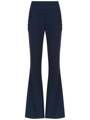 Olympiah Valle Sagrado flared trousers