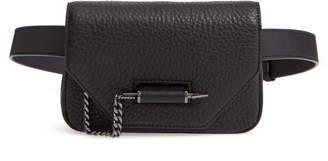 Mackage Devin Convertible Leather Belt Bag