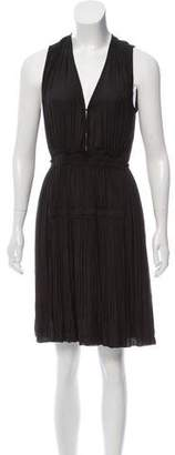Isabel Marant Pleated A-Line Dress