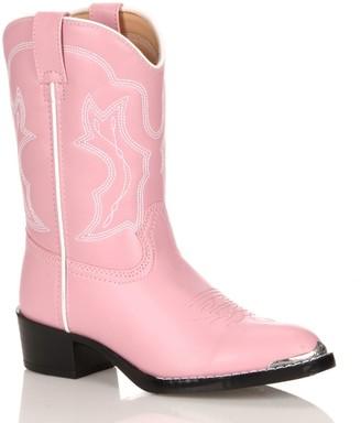 Durango Lil Girls' 6-in. Cowboy Boots