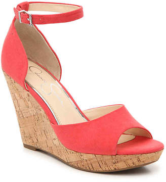 Jessica Simpson Jarella Wedge Sandal - Women's