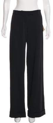 Stella McCartney Mid-Rise Wide-Leg Pants w/ Tags