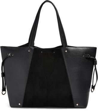 Topshop Zoe Faux Leather Shopper