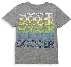 Chaser Little Boy's & Boy's Soccer Graphic T-Shirt