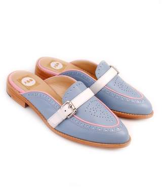 Abo Blue Ava 2in1 Mules