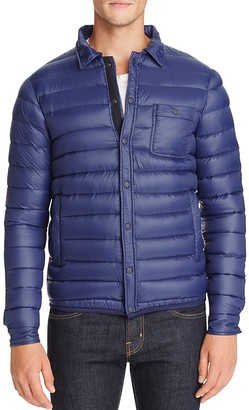 Slate & Stone Quilted Down Jacket $168 thestylecure.com