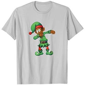 Dabbing African American Elf T-Shirt