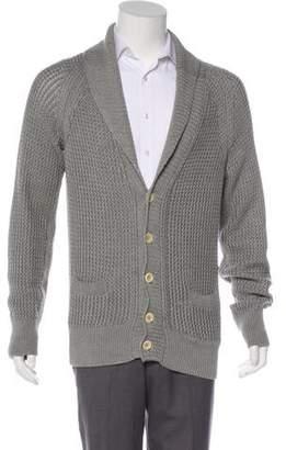 Tom Ford Rib Knit Cardigan