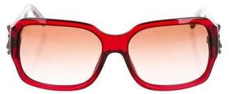 Versace Tinted Lens Sunglasses