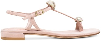 The Ballsoffire Sandal $395 thestylecure.com
