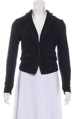 Rag & Bone Wool Button-Up Blazer