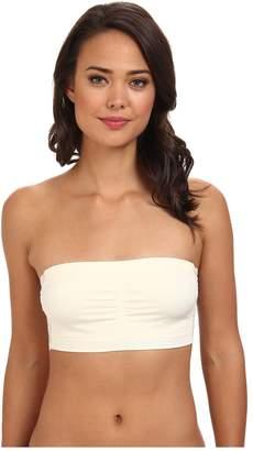 Coobie Strapless Lace Back Bandeau Women's Bra