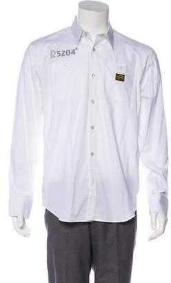 G Star Tanker Button-Up Shirt w/ Tags