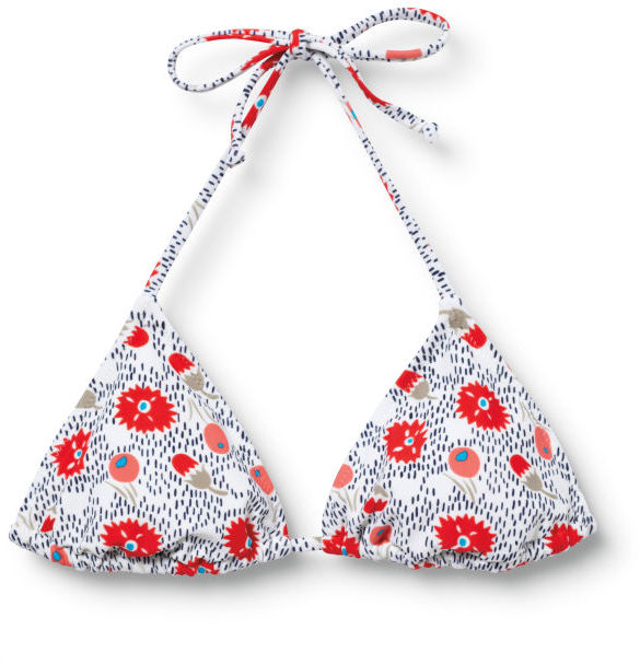 Quiksilver Rincon Blooms String Bikini Top