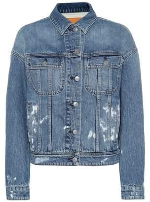 Acne Studios Blå Konst jean jacket