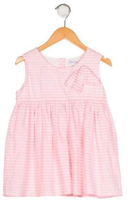 Rachel Riley Girls' Sleeveless Striped Top
