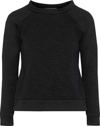 Kain Label Tie-dyed Cotton-fleece Sweatshirt