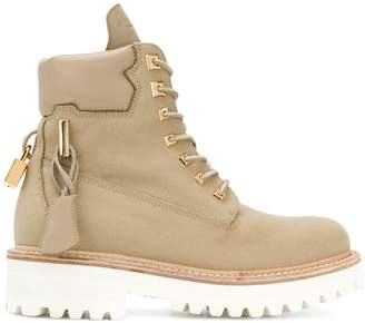 Buscemi ankle lace-up boots