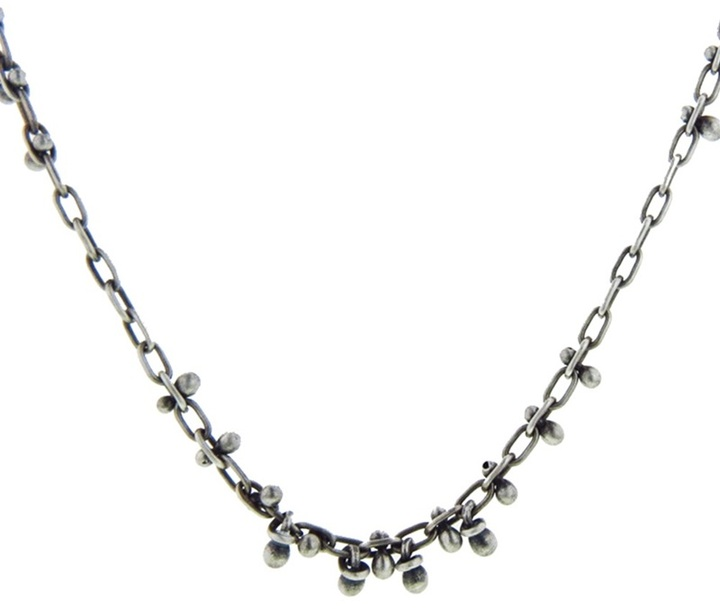 Ten Thousand Things bead cluster chain necklace