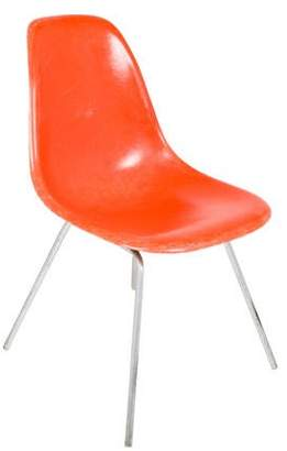 Herman Miller Eames Fiberglass Side Chair