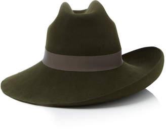Brandon Maxwell Brandon Maxwell X Gigi Burris Cowboy Hat