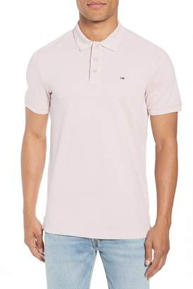 Tommy Jeans Tjm Fine Garment Dye Polo
