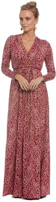 Rachel Pally Long Sleeve Full Length Caftan - Mau