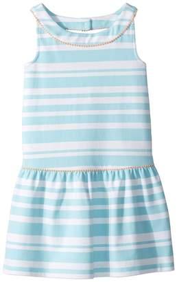 Janie and Jack Sleeveless Stripe Dress Girl's Dress