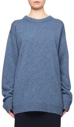 The Row Vaya Heavy Cashmere Sweater