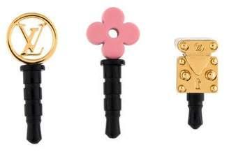 Louis Vuitton Iconic Phone Charm Set