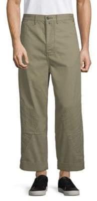 Scotch & Soda Wide Leg Gaucho Pants