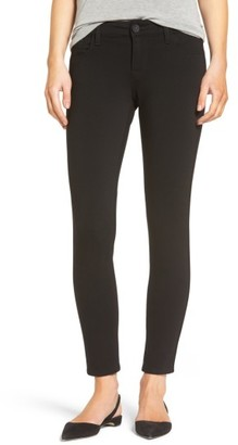 Women's Kut From The Kloth Donna Ponte Knit Skinny Jeans $69.50 thestylecure.com