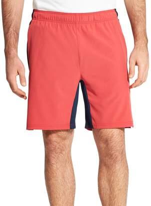 Izod Men's Advantage Cool FX Regular-Fit Performance Shorts