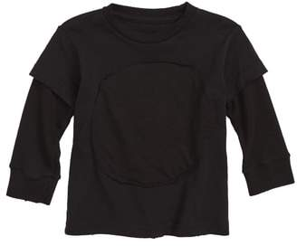 Nununu Circle Patch T-Shirt