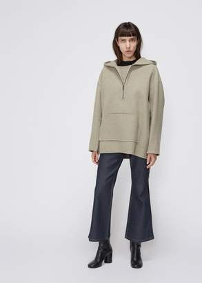Low Classic Wool Pullover Jacket