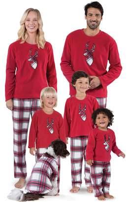 MAIPOETYRY Christmas Holiday Family Matching Elk Pajama PJ Sets