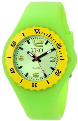 "TKO ORLOGI Women's TK595GR ""Beach"" Sport Watch"