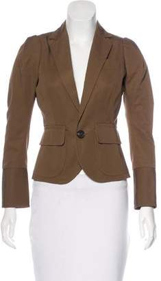 DSQUARED2 Notch-Lapel Tailored Blazer