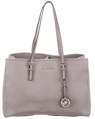 MICHAEL Michael Kors Saffiano Leather Tote