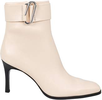 3.1 Phillip Lim Alix Heeled Leather Booties